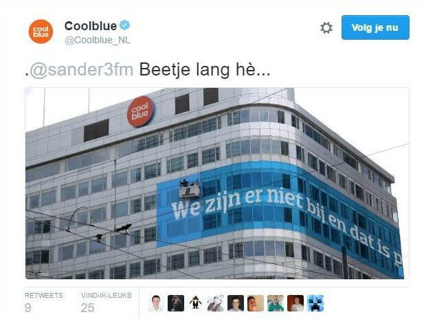 inhaker van Coolblue