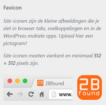 Favicon in WordPress