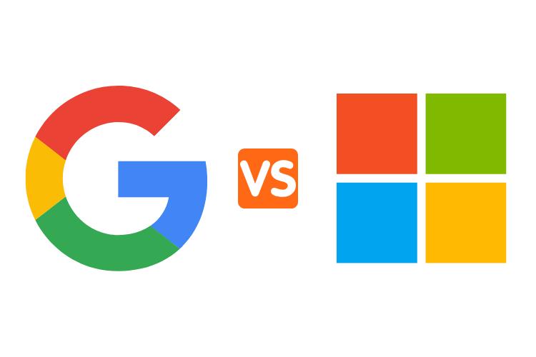 Het verschil tussen Google Ads en Mircosoft Ads