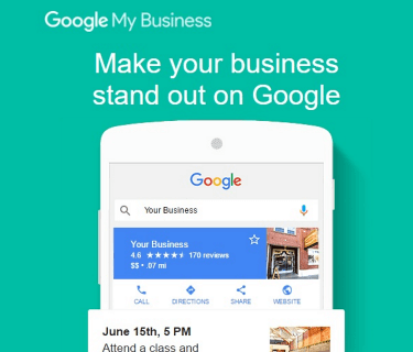 Google Posts in Google Your Business