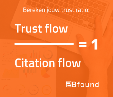Blog over de trust flow en citation flow