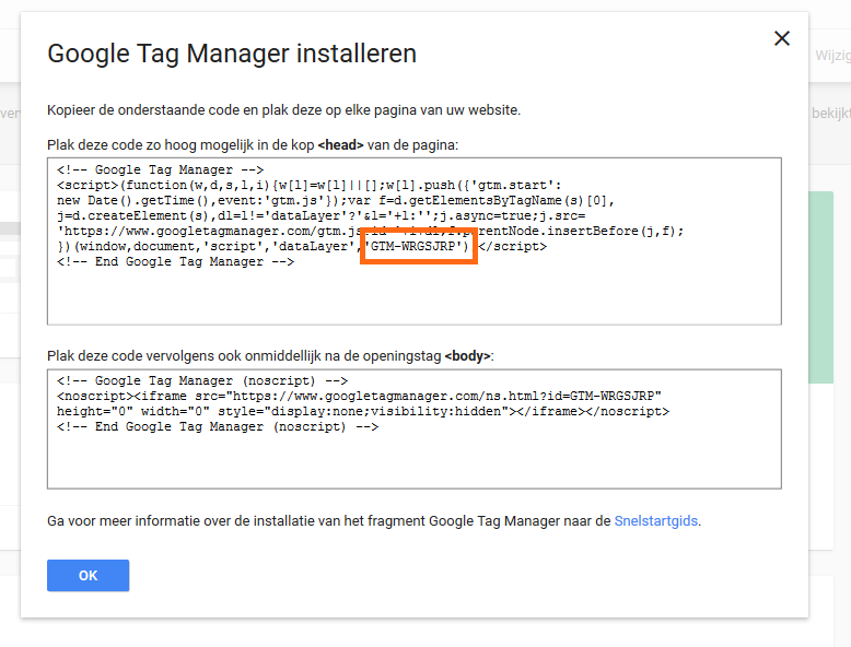 Wat is Google Tag Manager 4