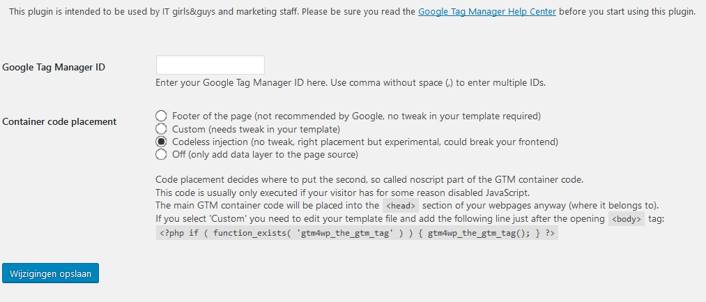 Wat is Google Tag Manager 5