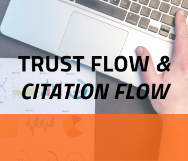 trust flow en citation flow blog