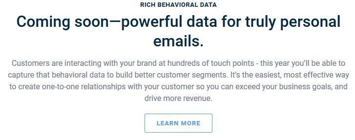 personalisatie van Campaign Monitor