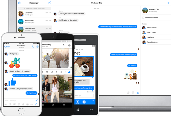 Klantenservice verlenen via Facebook Messenger Marketing