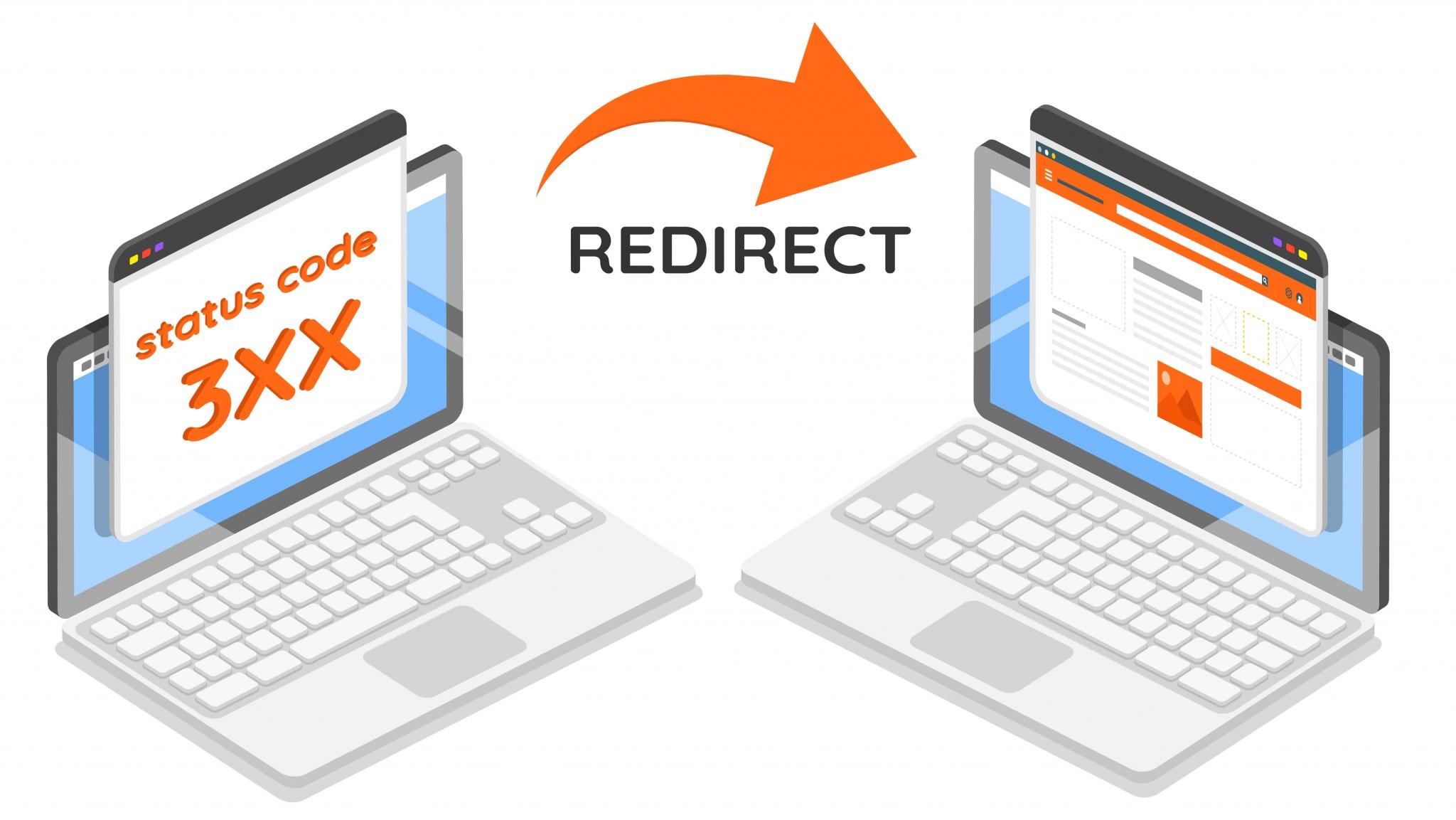 Status code 3XX: redirect