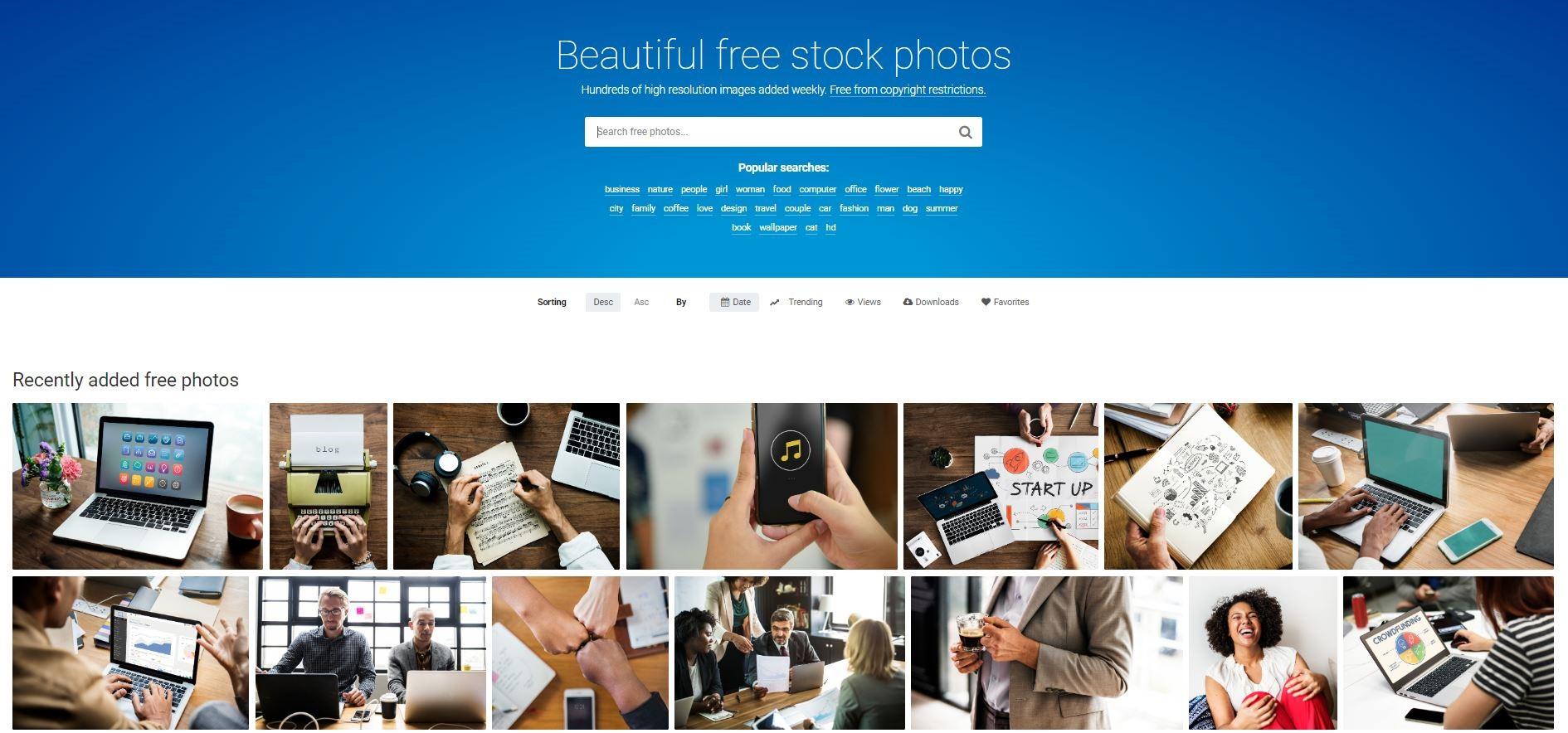 gratis rechtenvrije foto's op Stocksnap.io