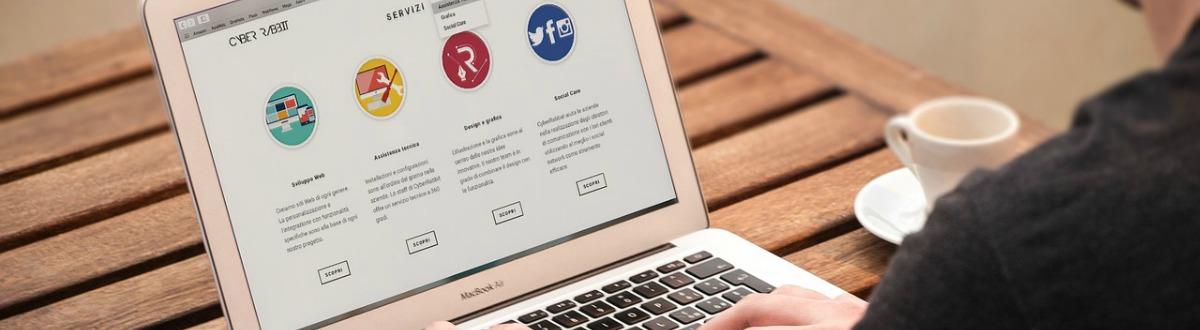 Ontwikkeling en online strategie van je website